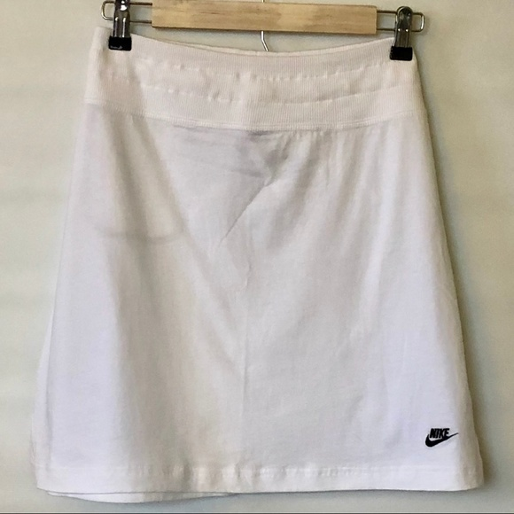 2aa50a4de Nike Skirts | Cotton Drawstring Skirt Like New | Poshmark